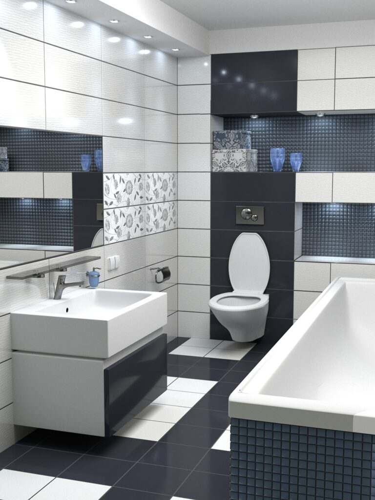 bathroom, project, room